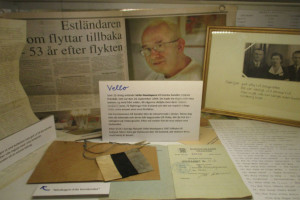 Eesti paadipõgenike lood Fåröl @ Fårö muuseum | Ojamaa lään | Rootsi