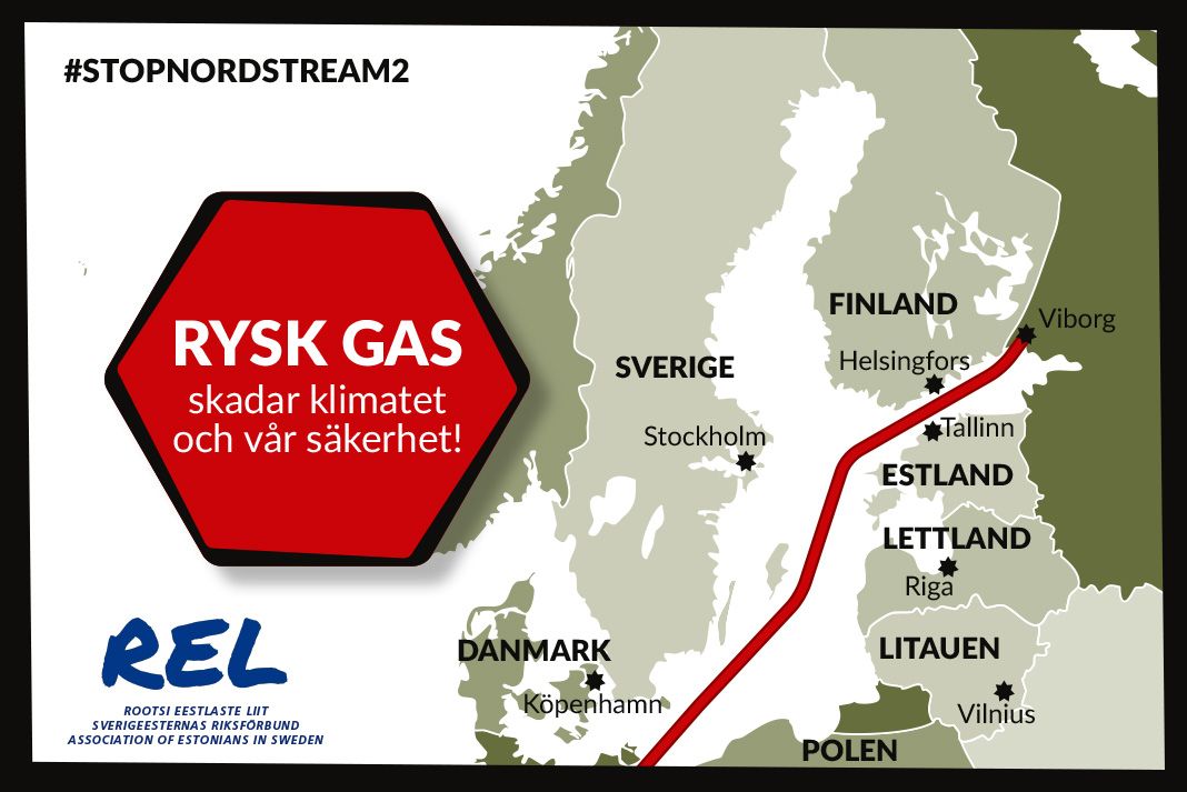 Nord Stream gaasitoru Läänemeres, autor: Karl Nigesen