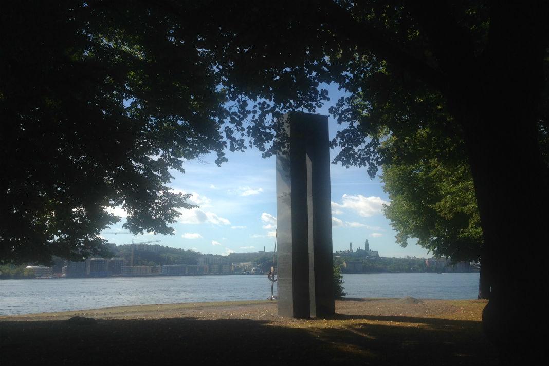 Vabaduse värav mere poole Foto Sirle Sööt WP
