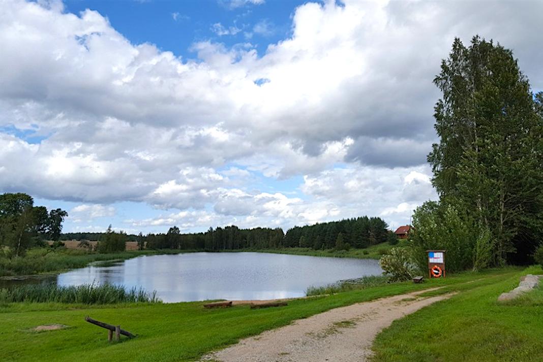 Küti järv. Foto: Bosse Ahlnäs