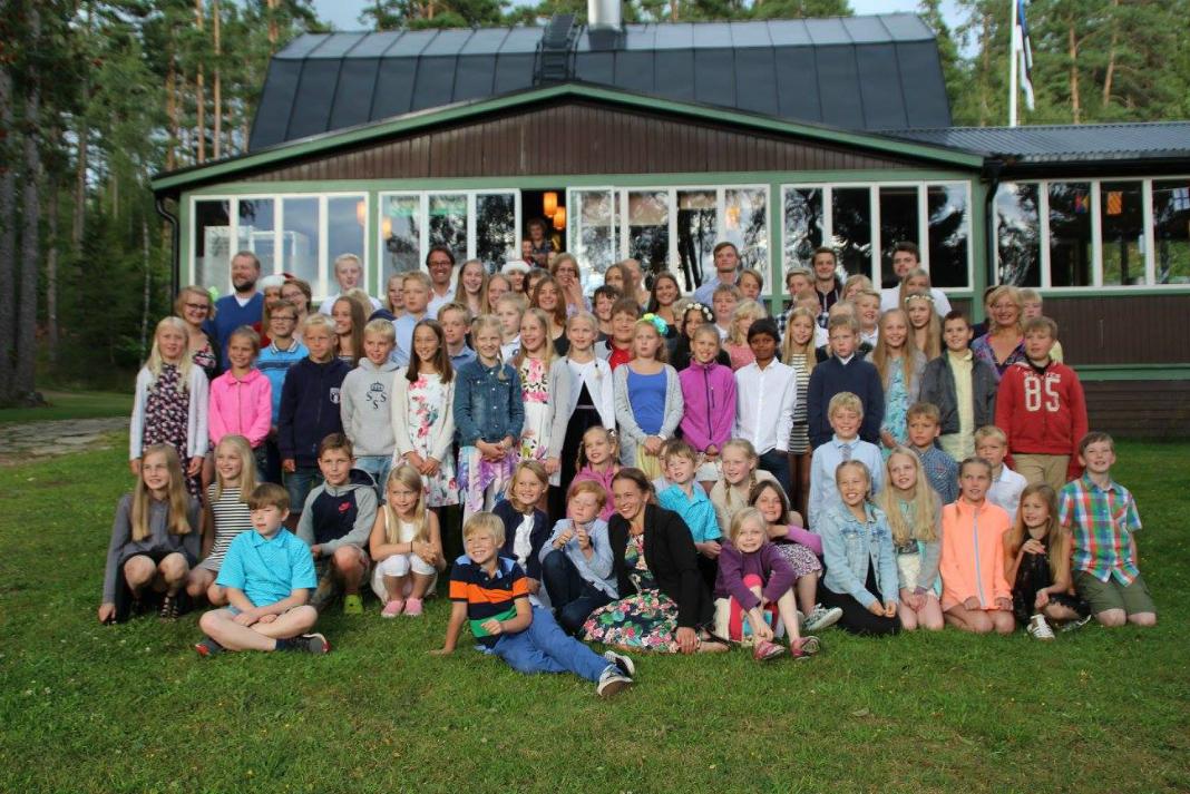 Suvekodu 2016 pere