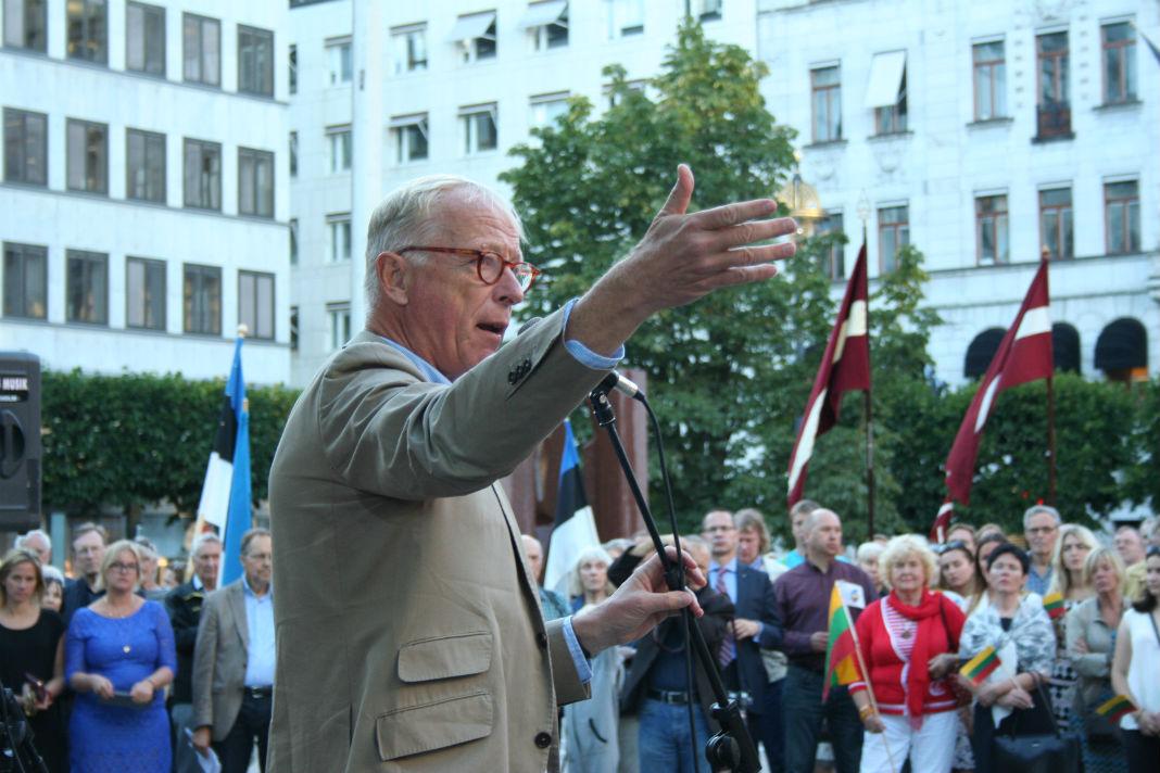 Gunnar Hökmark Foto: Allar Viljaste