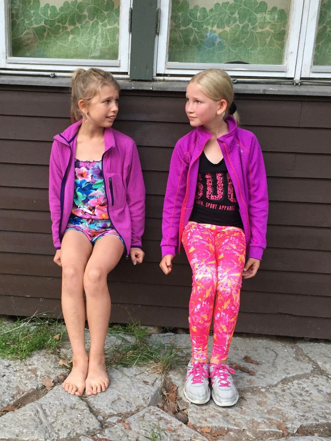 Grete Rahnel ja Matilda Piotrowski Foto: Taave Sööt Vahermägi