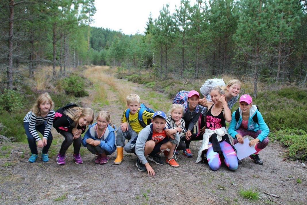 Päevaluure võitjameeskond Foto: Aili Suiste Rundin