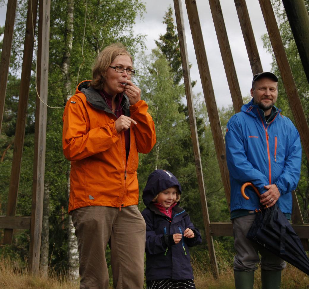 Terje Wahlqvist, Sofia Wahlqvist, Mart Nyman Foto: Ivo Mikson