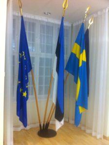 Eesti Vabariigi 99. aastapäeva tähistamine Luleås @ Medborgarskolan Luleå | Norrbottens län | Rootsi
