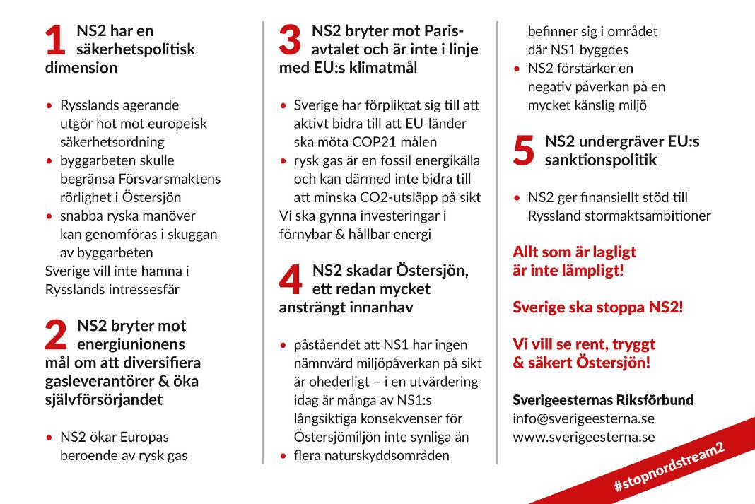 REL kampaaniaflaier Sisu: REL poliitika- ja välisküsimuste komisjon Disain: Karl Kristjan Nigesen
