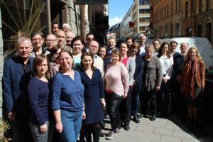 REL XVI Esinduskogu istung @ Eesti Maja Göteborgis | Västra Götalands län | Rootsi