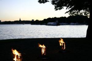 Muinastulede öö @ Vabaduse värav, Djurgården | Stockholms län | Rootsi