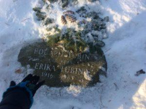 Eduard ja Erika Tubina ümbermatmine @ Skogskyrkogården | Stockholms län | Rootsi