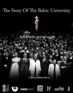 The Story of the Baltic University @ Stockholmi Eesti Maja | Stockholms län | Rootsi