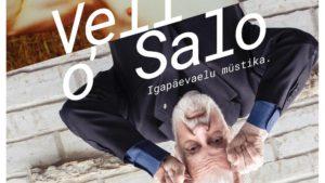 #NÖFF Vello Salo. Igapäevaelu müstika @ Stockholmi Eesti Maja | Stockholms län | Rootsi
