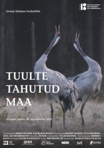 #NÖFF Tuulte tahutud maa @ Stockholmi Eesti Maja | Stockholms län | Rootsi