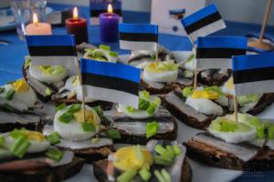 EV aastapäev Norrköpingis @ Norrköping