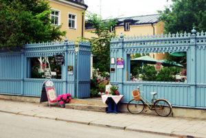 """Tähistame emadepäeva Norrköpingis @ kohvikus """"Gubbens Trädgård"""""""