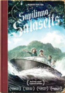 "Film ""Supilinna salaselts"" @ Eesti Maja Lundis"